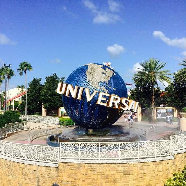 Universal Orlando Entrance