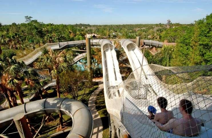 Disney Water Park