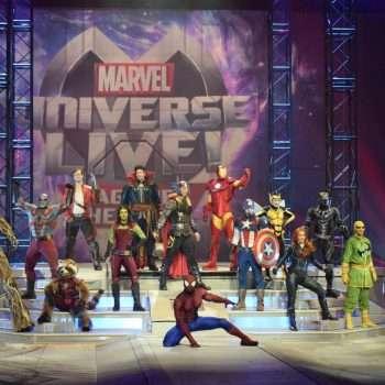 Marvel Universe LIVE! Age of Heros