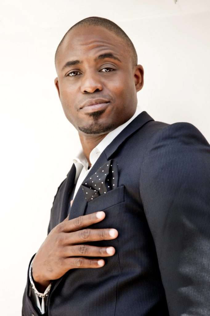 Wayne Brady at the Dr. Phillips Center for the Performing Arts